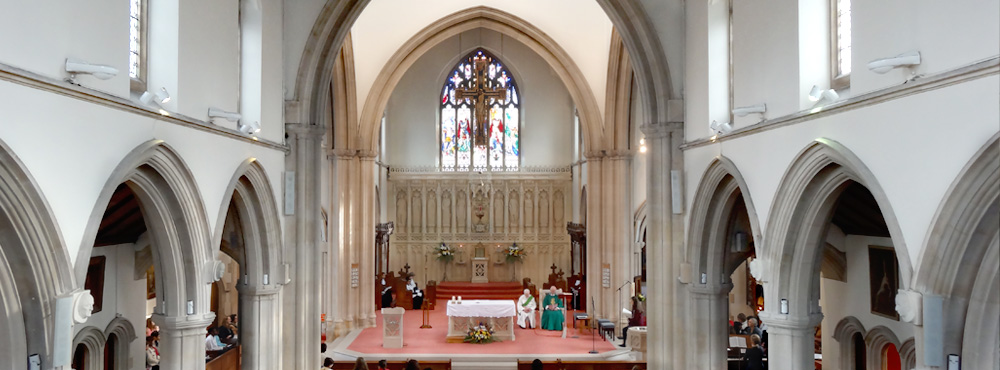 St Edward The Confessor Catholic Church