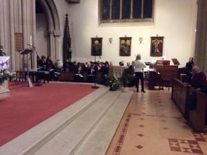 Choir at a distance