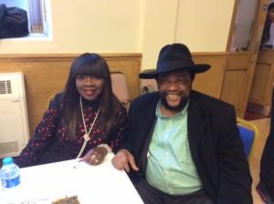 Pauline and Mr. Wilson