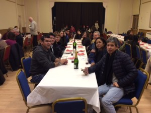 Our Columbian parishioners