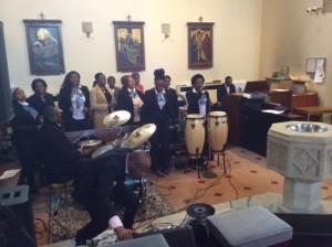 The African Choir
