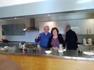 Jill and Alan Brudney